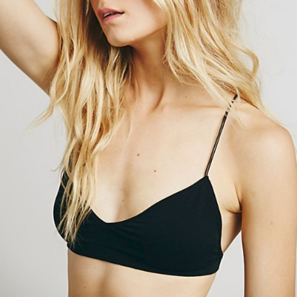 f877136ddbbac Free People Other - NEW Free People Intimately Skinny Strap Bralette